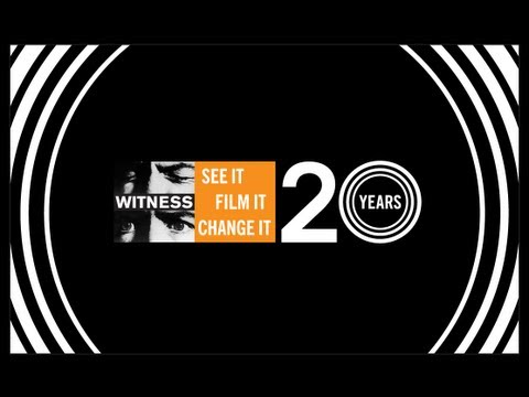 WITNESS 20th Birthday
