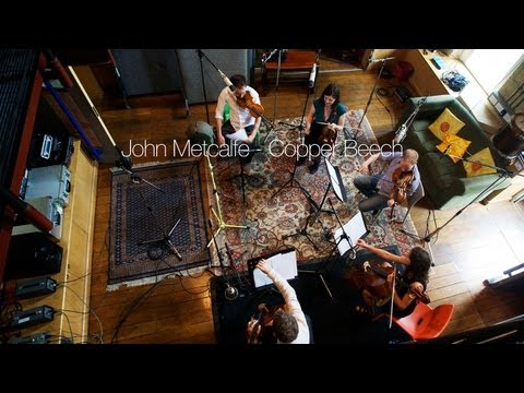 John Metcalfe's New Album Released on Society of Sound
