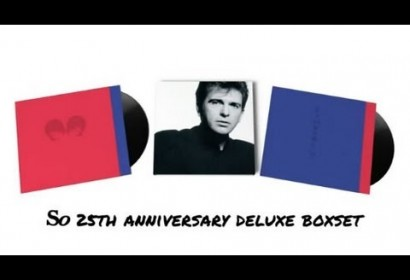 Peter Gabriel – 'So' Deluxe Box Set Walk Through