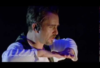 Peter Gabriel – San Jacinto (Secret World Live HD)