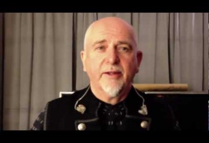 Peter Gabriel – Full Moon Update May 2012