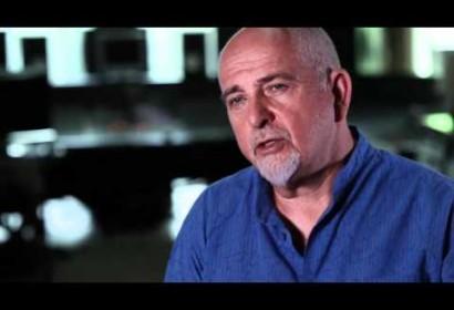 Peter Gabriel – New Blood – Wallflower