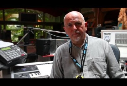 Peter Gabriel – Full Moon Update August 2012
