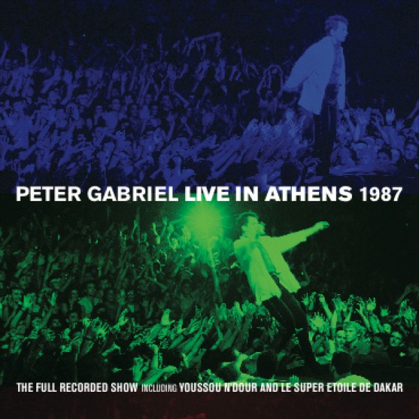 Live In Athens 1987 (DVD/Blu-Ray)