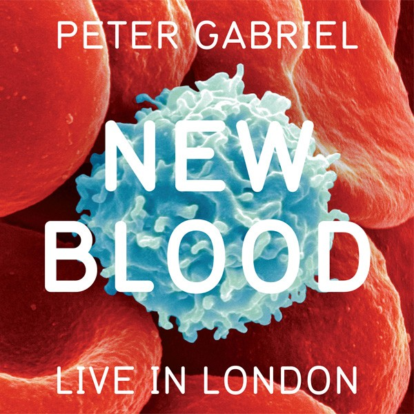 New Blood Live in London (DVD/Blu-Ray/3D Blu-Ray)